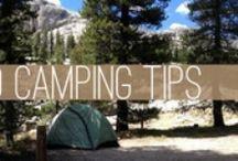 Roughing It / Camping, glamping / by Denise Setchko