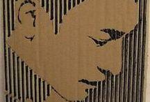 reuse: cardboard & paperboard
