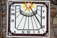 Relojes de sol - relojes curiosos