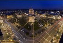 Bloomington, Indiana (and surrounding areas) / The area of Bloomington, Indiana