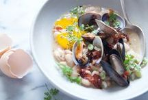 seafood / Beautiful collection of seafood dishes from around the world!