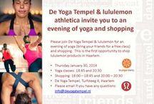 Yogatempel Workshops