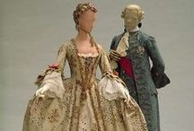 Historic Fashion: 18th Century  / by Denise Setchko