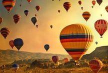 Kappadokia - Törökország / Fedezze fel a Varázslatos Kappadokia csodálatos tájait!