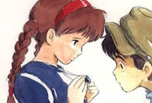 All things Studio Ghibli