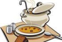 ZUPY, ZAPIEKANKI /  zapiekanki, zupy