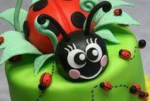 Tort /  torty, dekoracja tortów, różne ozdoby