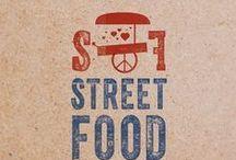 Food trucks & Food bikes / Veículos móveis para o preparo e venda de comida de rua.