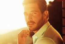 Justice Joslin <3 / A man who deserves his own board. / by J. A. Fredericks