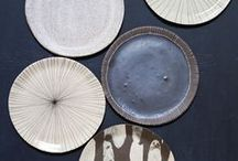 Dishware & Ceramics / It is easy to gain inspiration from stunning varieties of of dishes and other ceramics. They carry the rare quality of adding beauty and function to one's life.