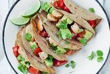 Food ♥ Tortillas & Wraps