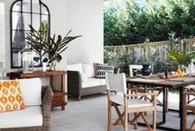Outdoor Rooms / The outdoor room has moved beyond being just a quirky trend and is fast becoming an essential part our living experience. The garden is now considered a room in itself and has a multitude of uses. Whether it's to entertain, relax or even work, there are tonnes of inspirational ideas around decorating your outdoor space. Have a go at designing your very own outdoor haven. #VeryYou #VeryRedrow