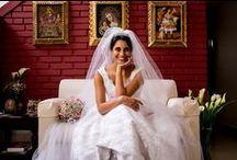 La novia ♡ / Inspiraciones de novias lindas y reales. Posts completos en Velo de Vainilla: http://www.velodevainilla.com/categoria/matrimonios-llenos-de-amor/