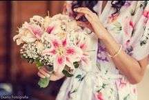 Bouquets ♡ / Inspiraciones reales de bouquets
