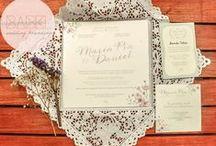 Invitaciones ♡ / Son el primer contacto que tienen nuestros invitados con nuestra boda