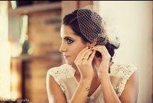 Accesorios y detalles ♡ / Aretes, pulseras, brazaletes lindos, tocados, anillos. Todo lo que deja más lindo el look de la novia
