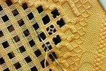 HAFT - mereżkowy / szycie, wyszywanie, haftowanie