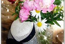 DEKORACJE KWIATOWE / układanie kwiatów, ikebana, bukiety kwiatowe