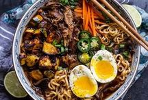 ramen / Ramen deserved its own board. A collection of noodle recipes of the ramen kind!