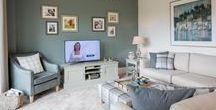 Denim Drift / Revealed as the 'Colour of the Year' for 2017, by Dulux, Denim Drift is a beautiful, timeless and versatile grey-blue that perfectly captures the mood of the moment. This collaborative board features Dulux and Redrow home imagery, and commentary from Redrow Group Interior Designer, Emma Brindley.