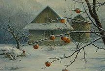 Paintings / by Faye Watts-Maxwell