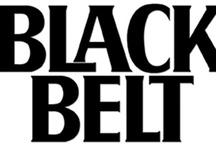 Black Belt In Taekwondo  / by Gina Connell