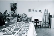 Artist & Human / Open artist studio in Byron Bay...