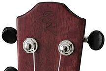 rouge ukuleles / just modern!