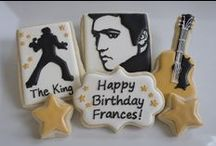 Cookies...Cameo/Monogram/Silhouette / by Carla Maricle