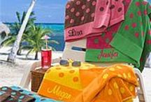 Beach Towels / by Gina Connell