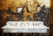 BATH INSPIRATION / Bathroom design and decor...