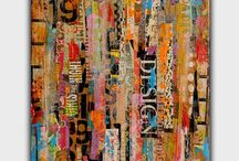 Collage & Mixed Media / by Julia Crucil