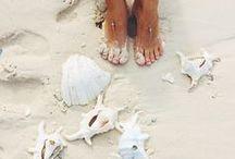 ●Smells like summer ☼ / #summer #relax #beach #sea #sand #holidays