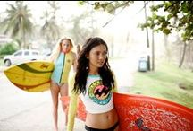 Surf Gurls / A gurls perspective of surf and life.