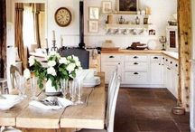 La Cucina! / My love affair with kitchens.