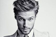 Mens Hairstyles / Hottest Styles of Mens Hair / by Cameron Feldhaus