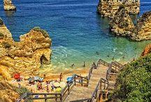 Algarve / Liste des plages à visiter impérativement!!