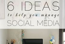 Social Media Management / If you're working online you need to be serious about your social media management.