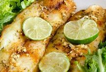 Fishy Affair / All kinds of healthy fish recipes you can think of..