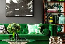 Interior - residential. / Inspiration from the Mishmash-archives. www.mishmash.nl