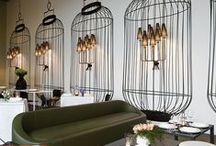 Interior - hotels, restaurants & bars. / Inspiration from the Mishmash-archives. www.mishmash.nl