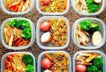 ●Meal prep / #meal #preperation #makeahead #fitness #tips