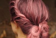 ideas to colourful curls.