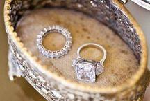 smycken & glitter