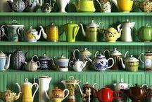 porslin, keramik