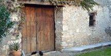 Casa rural Melones / Fotografías de esta Casa rural ecológica para descubrir Patones, su entorno y su historia