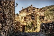 Rincones de Patones de Arriba / Mi selección de fotografías sobre Patones de arriba, un pueblo de leyenda