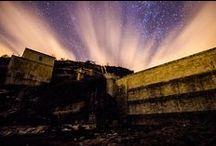 Patones de noche / Selección de fotografías de las noches estrelladas de Patones. Sin duda vale la pena disfrutar de las estrellas en las noches de verano