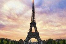 ●City Of Light / Paris itinary