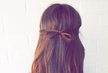 hair / by Velia Avtina